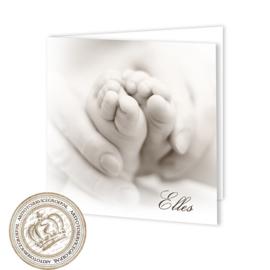Geboortekaartje LC272 FC2