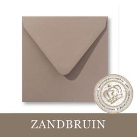 Envelop - Zandbruin