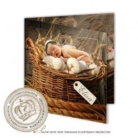 Sprookjes Geboortekaartje GB361 FC2