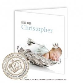 Sprookjes geboortekaartje GB394 FCH2