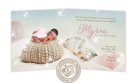 Sprookjes Geboortekaartje GB341 FC2 Pink