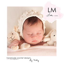 Little bonnet hat LM0469