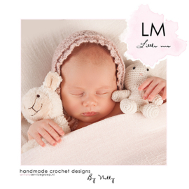 Little bonnet hat LM452
