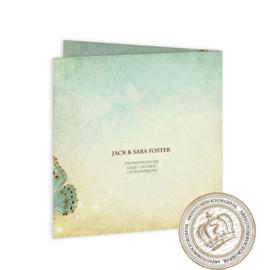Sprookjes Geboortekaartje GB362 FC2 (Mint)
