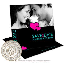 Save the date - Huwelijk  MC509