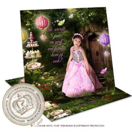Verjaardag Uitnodiging BC219