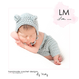 Little bear suit LM025-B