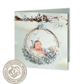 Droom Geboortekaartje GB2367 BD2