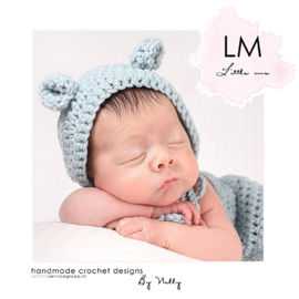 Little bear hat LM025