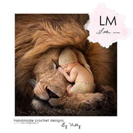 Little lion suit LM226