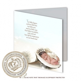 Sprookjes Geboortekaartje GB028 FC2