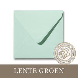 Envelop - Lente Groen