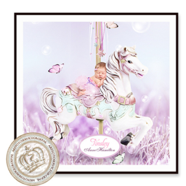 Digitale Droomfoto - The merry go round