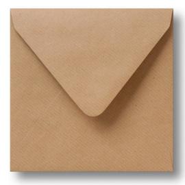 Kraft envelop - licht bruin
