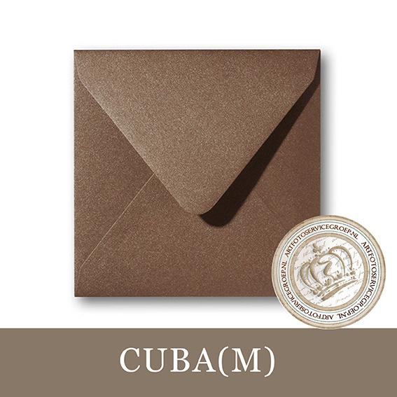 Parelmoer envelop - Cuba