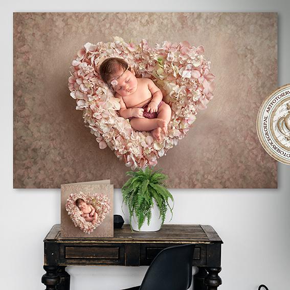 Digitale Droomfoto - Precious heart