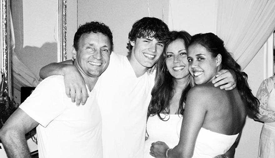 Martin, Jessy, Sandy (Sandra) & Philien