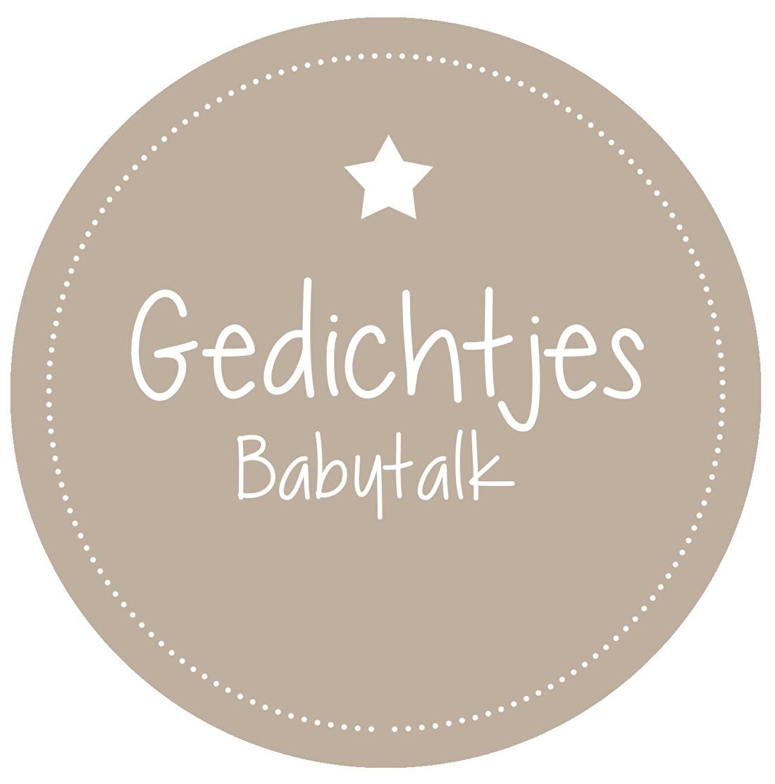 Babytalk geboortegedichtjes