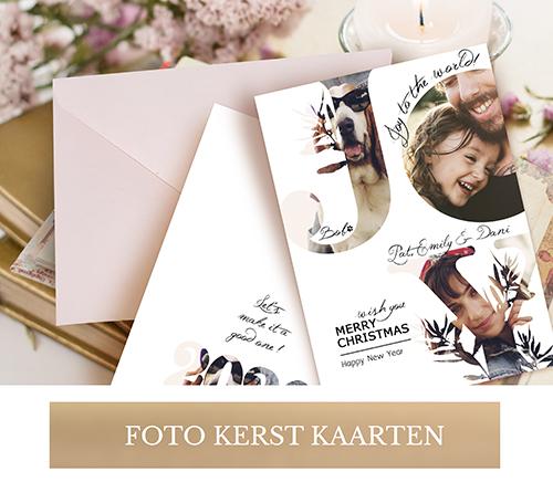 Foto Kerstkaarten
