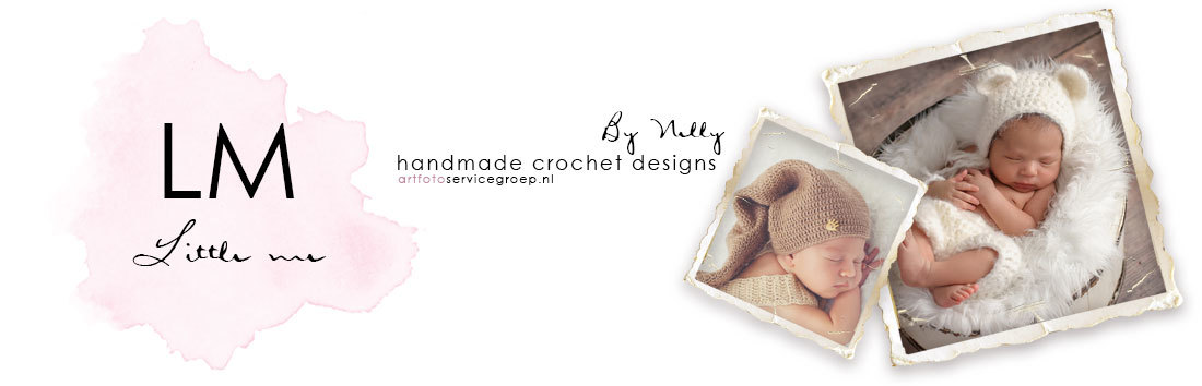 Little me..  handmade crochet designs