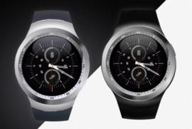 Smartwatch rond