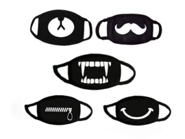 Gezichts masker set van 5