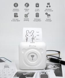 Thermische foto printer voor telefoon