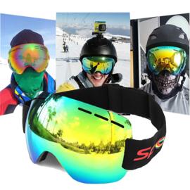 Ski bril unisex