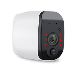 Draadloze binnen en buiten camera met Wi-Fi