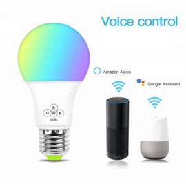 Wi-Fi LED bulb
