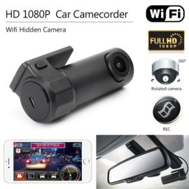 Full HD Wi-Fi dashcam