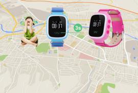 KIDS WATCH + GPS