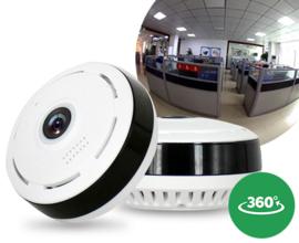 Gebruiksaanwijzing IP camera Fish Eye
