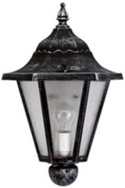 603229  Aluminium Wandlamp