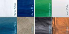 Kuipkleuren, Ombouw opties en Covers
