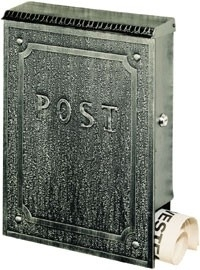 600704 Klassieke Wandbrieve