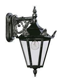 601807  Aluminium  Wandlamp