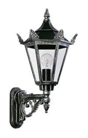 601806  Aluminium  Wandlamp