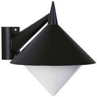 660222  Aluminium Wandlamp
