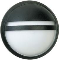 666106 Aluminium Wandlamp