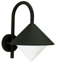 660645  Aluminium Wandlamp