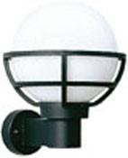 660612  Aluminium Wandlamp