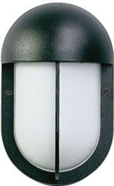 666031  Aluminium Wandlamp