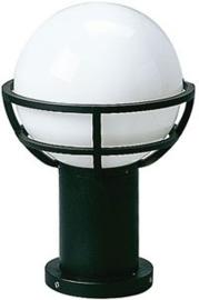 660520 Staande Lamp met  Bol