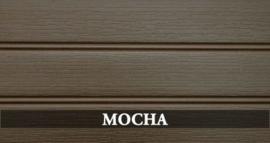 Mocha cabinet