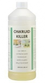 Onkruid Killer Glyfosfaat