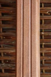 Hardhouten palen, 305 cm lengte