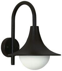 660669  Aluminium Wandlamp