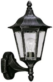 601818  Aluminium  Wandlamp
