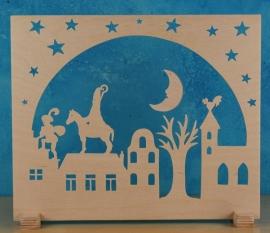 Decoratie Sinterklaas klein